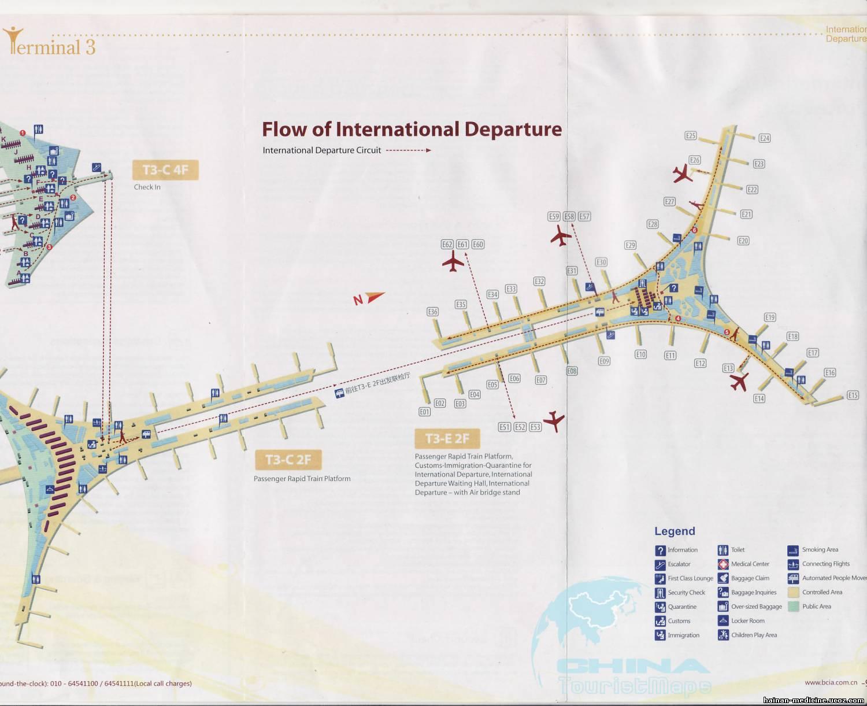 аэропорт гонконга схема